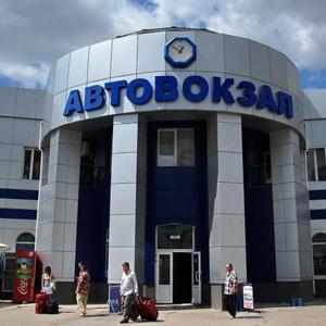 Автовокзалы Марево