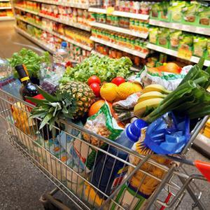 Магазины продуктов Марево