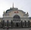 Железнодорожные вокзалы в Марево