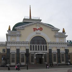 Железнодорожные вокзалы Марево